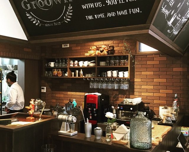 【OPEN予定】cafe Groown (愛知県田原市)