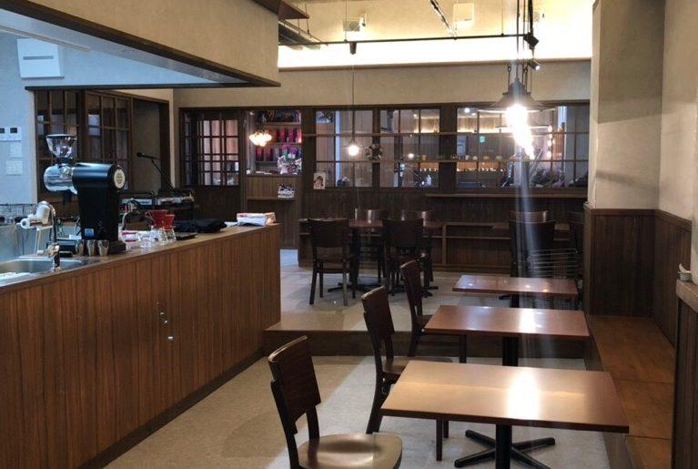 Cafe & hair Salon re:verb(岐阜県岐阜市)